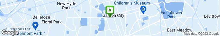 Map of Garden City Deli