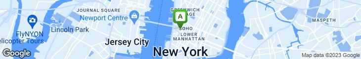Map of Amelia's