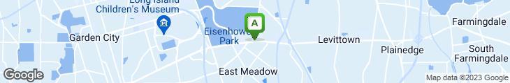 Map of Runyons Roadside Tavern