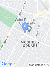 Saint Peters College map