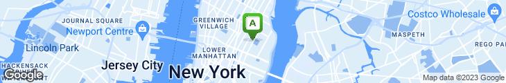 Map of Sushi Lounge