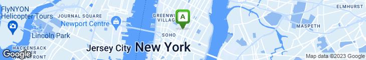 Map of Swift Hibernian Lounge