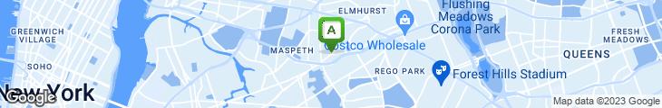 Map of Fresca Tortilla