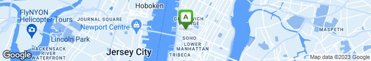 Map of Arbor Bistro