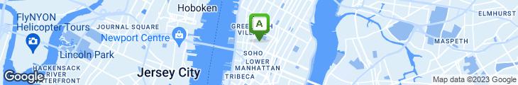 Map of Boyd Thai