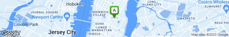 Map of Iron Sushi