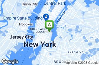 Map of Alphabet Cafe