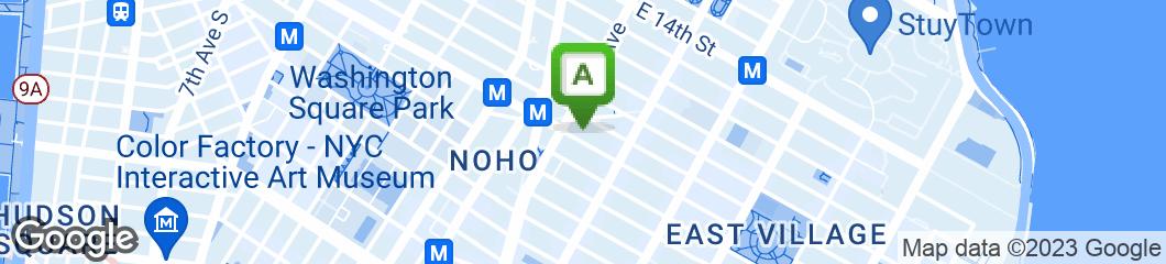 Map of Boka