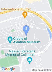 Nassau Community College map