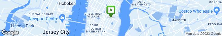 Map of Vinny Vincenz