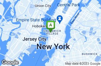 Map of Petite Abeille - Hudson St