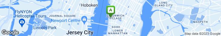 Map of Christopher Golden Woks