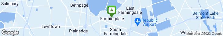 Map of La Finca Restaurant And Bar