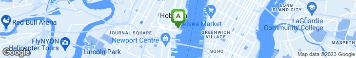Map of Havana Cafe & Lounge