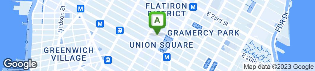 Map of University Market Place