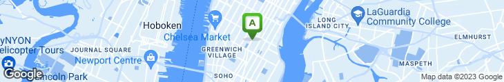 Map of Azuki Sushi