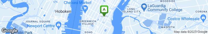 Map of Urban Taste