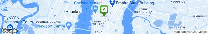 Map of Wai Cafe