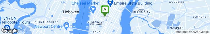 Map of Food Depot