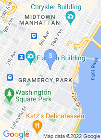 Baruch College map