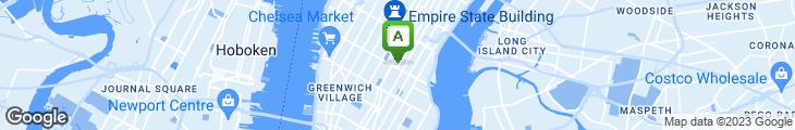 Map of Seaworld Restaurant