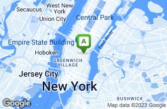 Map of ThaiNY