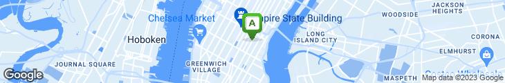 Map of Oren's