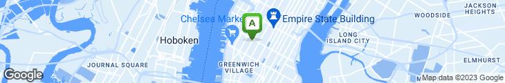 Map of Cafe Fillipe
