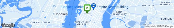 Map of Garden Of Eden Gourmet Market