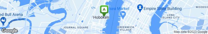 Map of No. 1 Hoboken