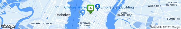 Map of Chelsea Papaya