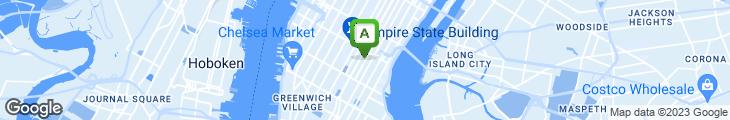 Map of Anita's Delicatessen