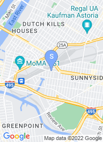 LaGuardia Community College map