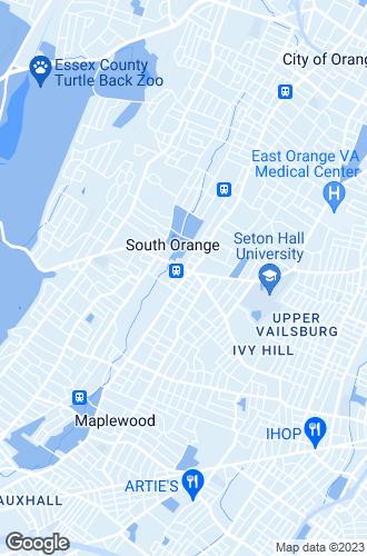 Map of South Orange