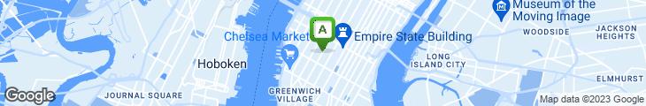 Map of Gigi Cafe