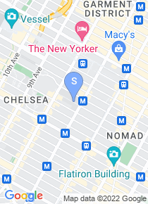 Fashion Institute of Technology map
