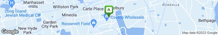 Map of Majestic Diner Restaurant