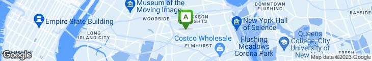 Map of Cositas Ricas