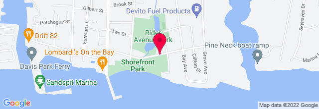 Map for Shorefront Park