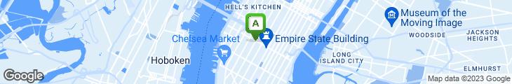 Map of Applebaum's