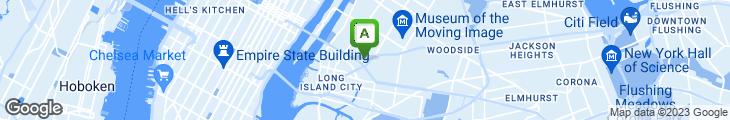 Map of Bella Onix Restaurant