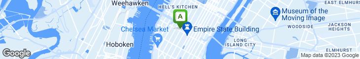 Map of Al's Delicatessen