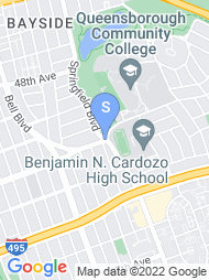 Queensborough Community College map