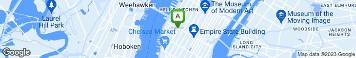 Map of Twins Pub