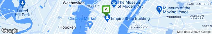 Map of Lorelli's