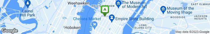 Map of Weekend Coffee Shop & Restaurant