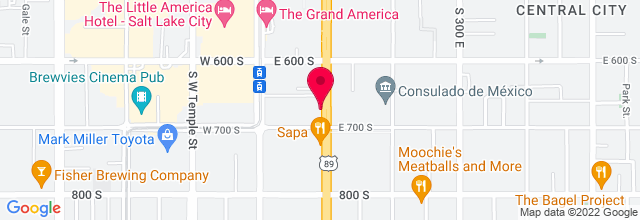 Map for Bar Deluxe