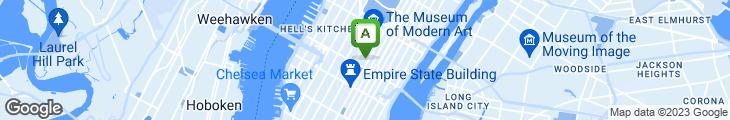 Map of Point Break