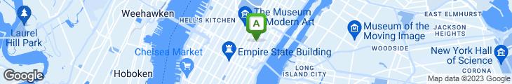 Map of Caffe Linda