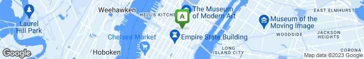 Map of 19 Metro Market